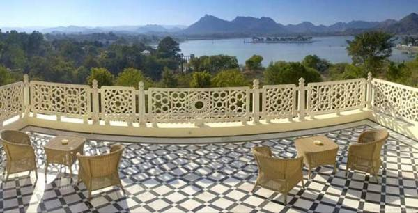 Hotel The Lalit Laxmi Vilas Palace