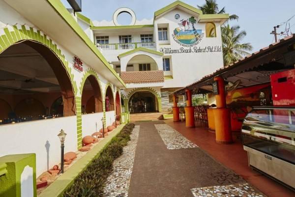 Hotel William's Beach Retreat