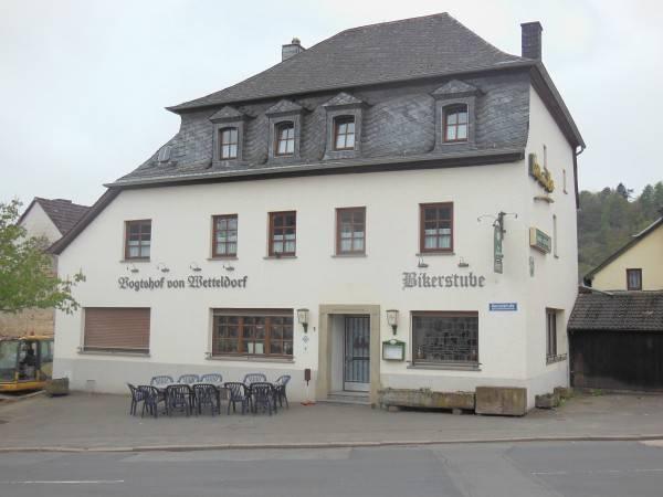 Hotel Vogtshof von Wetteldorf