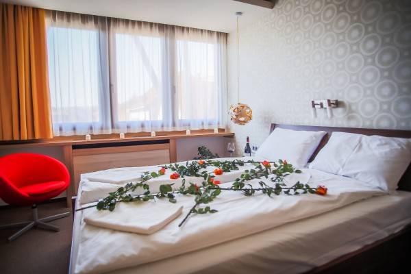 Hotel Imola Udvarház (old address Dózsa György tér 4)