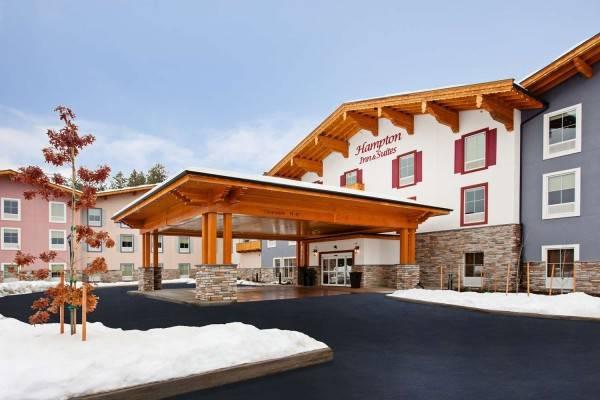 Hampton Inn - Suites Leavenworth