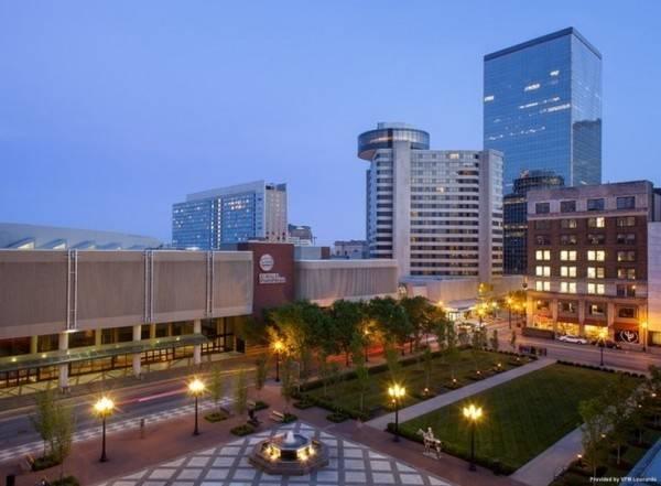 Hotel Hyatt Regency Louisville