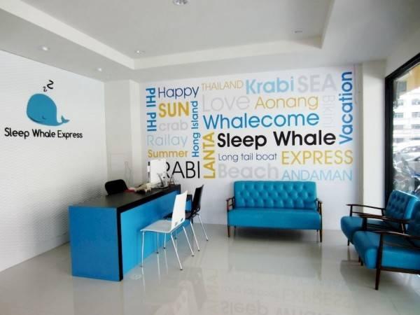 Hotel Sleep Whale Express