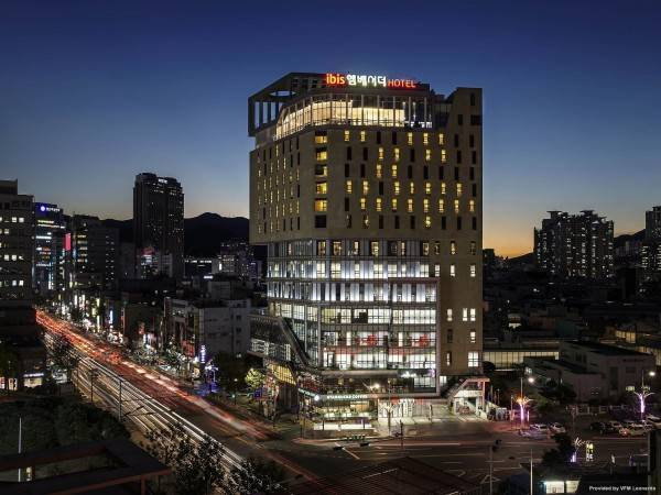 Hotel ibis Ambassador Busan City Centre