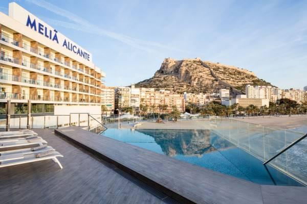 Hotel The Level at Melia Alicante
