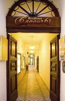 Hotel Residence Cavour63