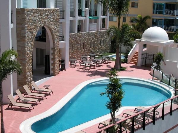Hotel at Blue Horizon Resort