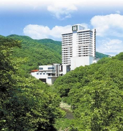 Sendai Sakunamionsen Lala Resort Hotel Green Green