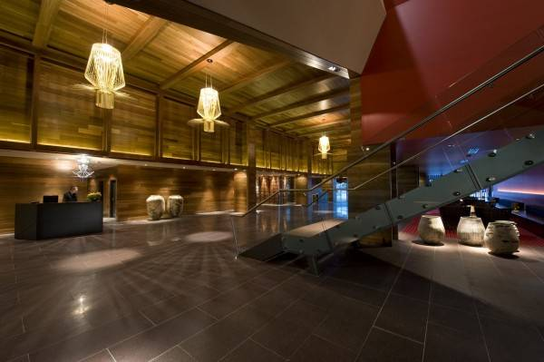 Hotel Pan Pacific Melbourne