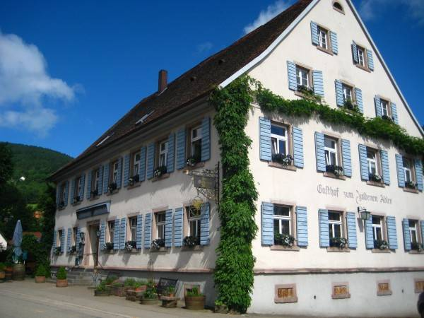 Hotel Zum Goldenen Adler Schwarzwaldgasthof