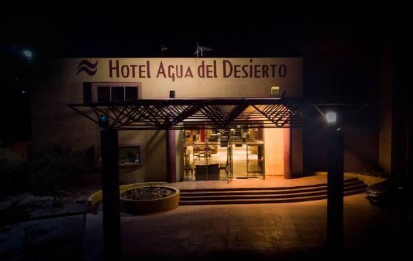 HOTEL AGUA DEL DESIERTO INVERSIONES TOPATER SA