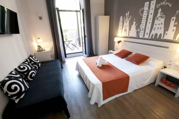 Hotel Live Barcelona 2 Hostal