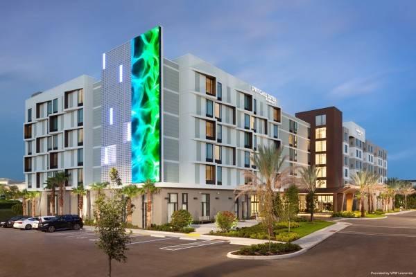 Hotel SpringHill Suites Orlando at Millenia