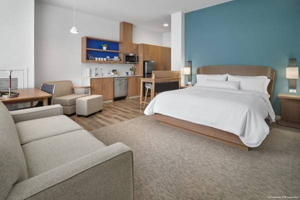 Hotel Element Edmonton West