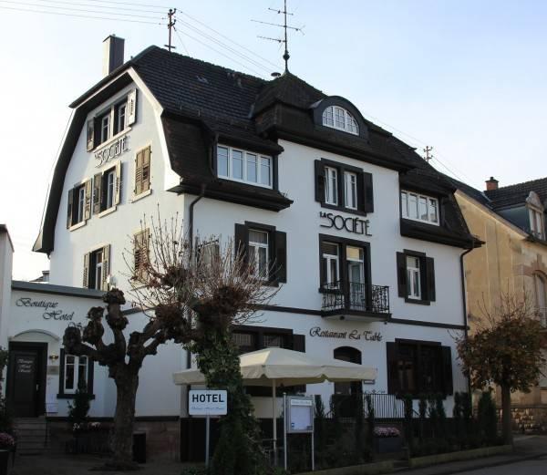 Boutique Hotel Société
