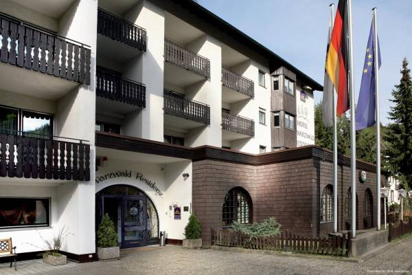 Hotel Best Western Plus Schwarzwald Residence