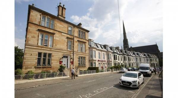 Hotel City Apartments Glasgow