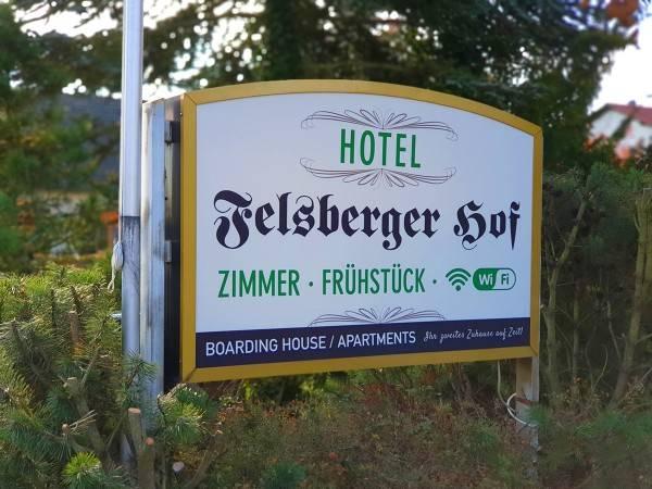 Hotel Felsberger Hof