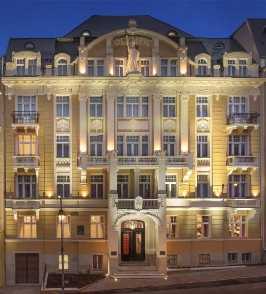 Olympic Palace Luxury Spa Hotel