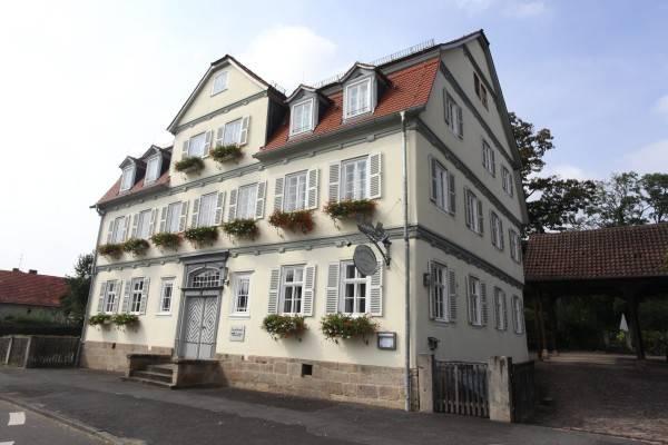 Hotel Poststation Zum Alten Forstamt