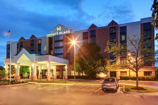Hotel Hyatt Place Oklahoma City Airport