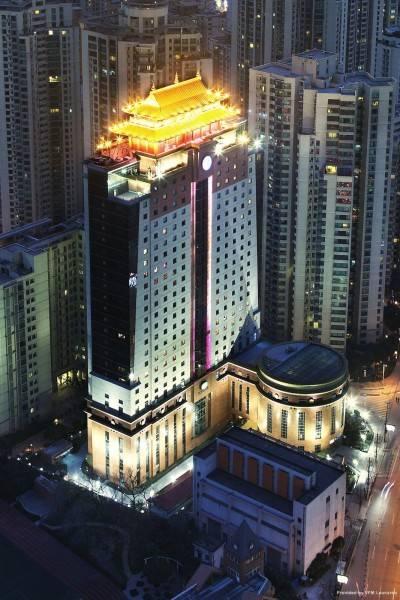 Hotel Courtyard Shanghai Xujiahui