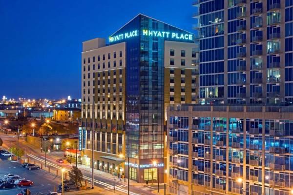 Hotel Hyatt Place Nashville Downtown