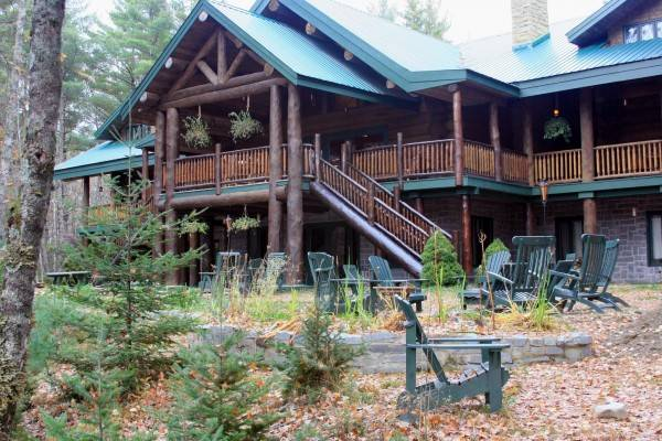 Hotel Trout Point Lodge Nova Scotia