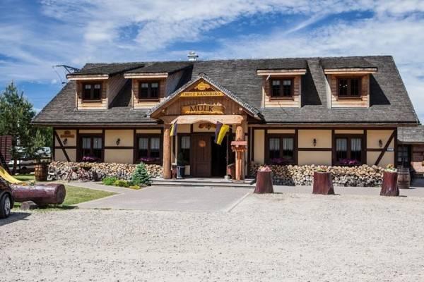 Hotel przy Restauracji MÙLK Chëcz Kaszëbsko