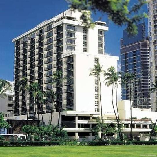 Hotel DoubleTree by Hilton Alana - Waikiki Beach
