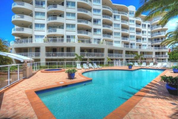Hotel Kirra Beach Apartments