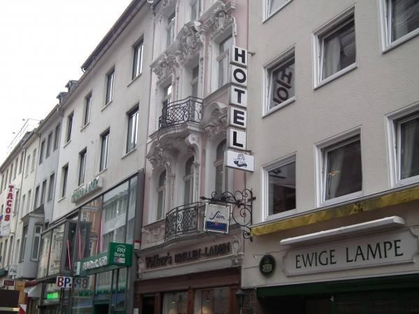 Beethovenhotel Dreesen – furnished by BoConcept