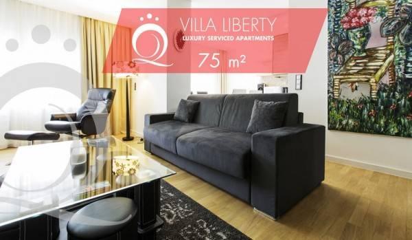Hotel The Queen Luxury Apartments - Villa Liberty