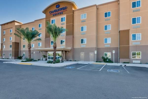 Hotel Candlewood Suites TUCSON