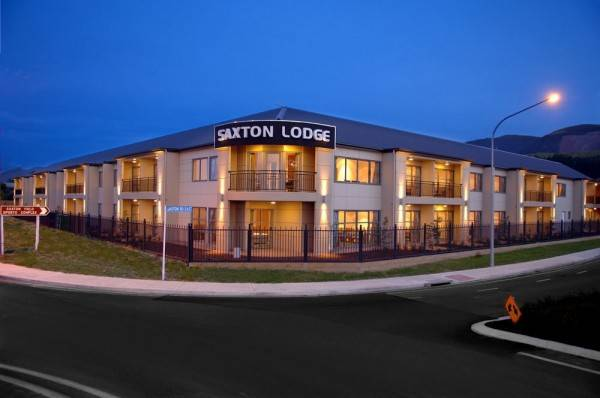 Hotel Saxton Lodge