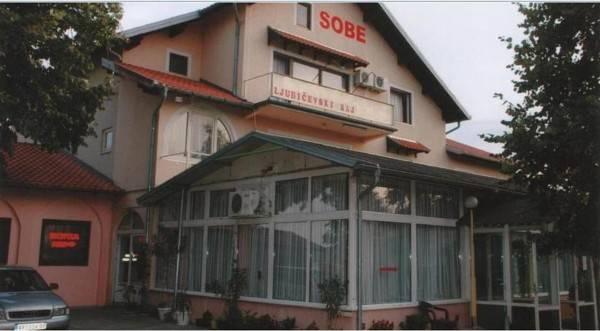 Hotel Ljubicevski Raj
