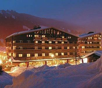 Chalet-Hôtel La Marmotte