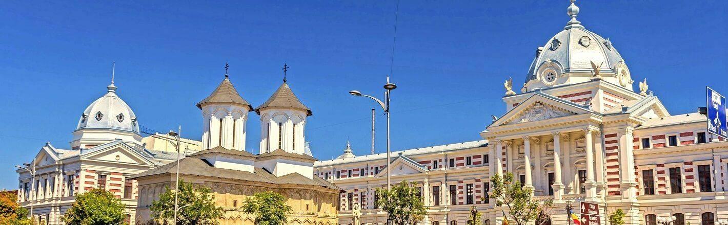 Benötigen Sie ein Hotel in Rumänien? HRS bietet Ihnen die optimale Möglichkeit, Hotels zu vergleichen und ein komfortables Zimmer zu reservieren.