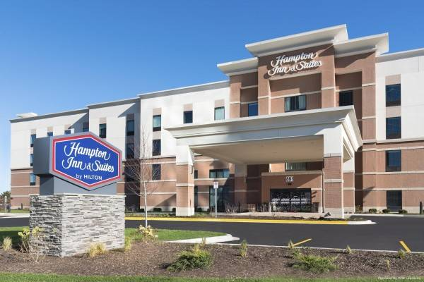 Hampton Inn - Suites by Hilton Chicago Schaumburg IL
