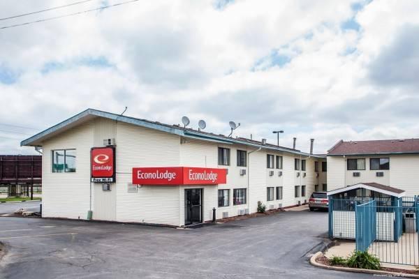 Hotel Econo Lodge Saint Louis