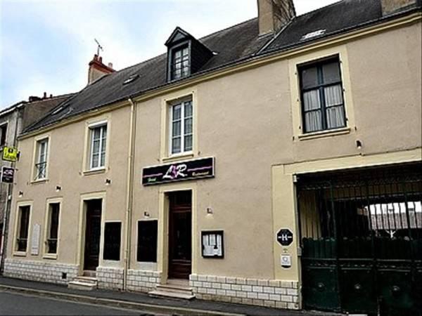 Les Trois Rois et Hotel de France Logis