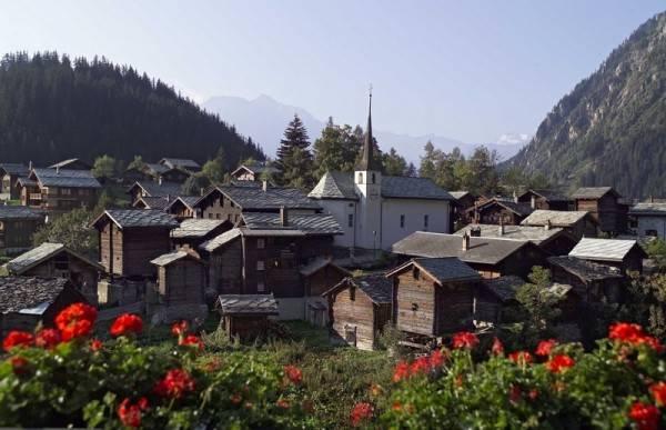Hotel Bauernhof Abendruh (Summermatter) - Blatten
