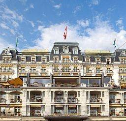 Grand Hotel Suisse Majestic Montreux Vaud At Hrs With Free Services