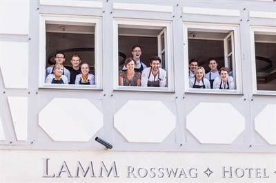 Hotel Lamm Rosswag