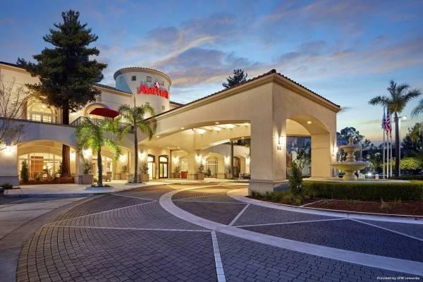 Hotel San Mateo Marriott San Francisco Airport