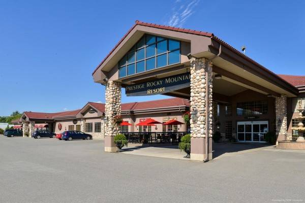 Hotel Prestige Rocky Mountain Resort Cranbrook