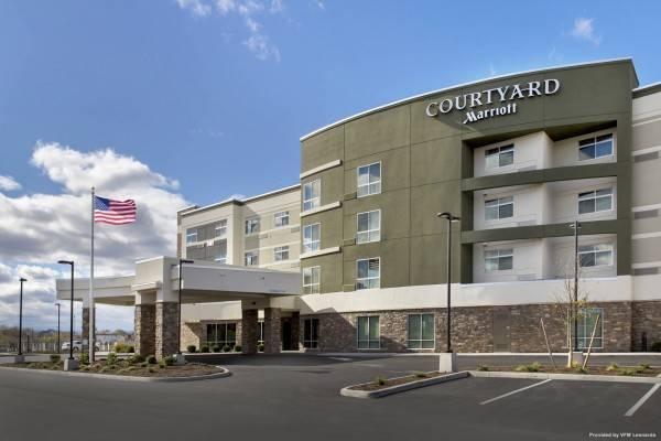 Hotel Courtyard Schenectady at Mohawk Harbor
