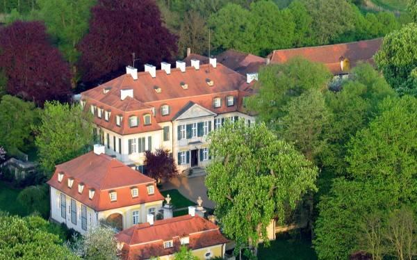 Hotel Schloss Dennenlohe