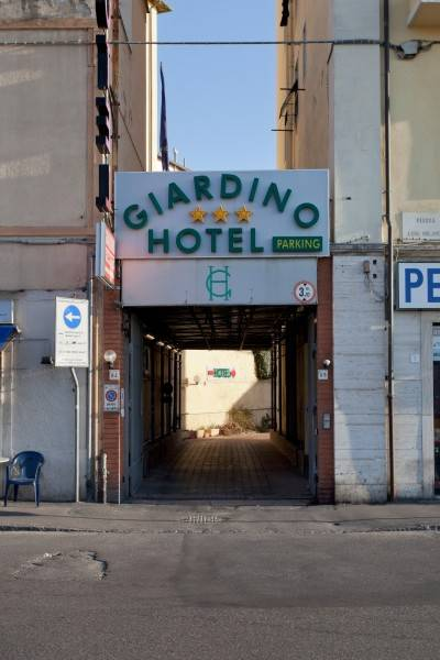 Parking Hotel Giardino