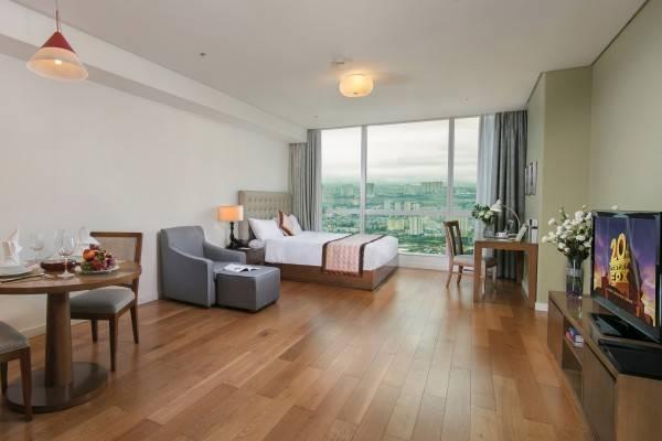 Hotel Calidas Landmark72 Royal Residence Hanoi